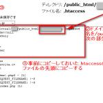 コアサーバーでBasic認証のサイトをワードプレスで構築するには